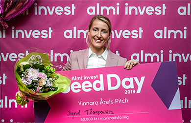 Almi Invest Seed Day